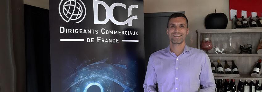Franck Viscuso chez les DCF Orléans