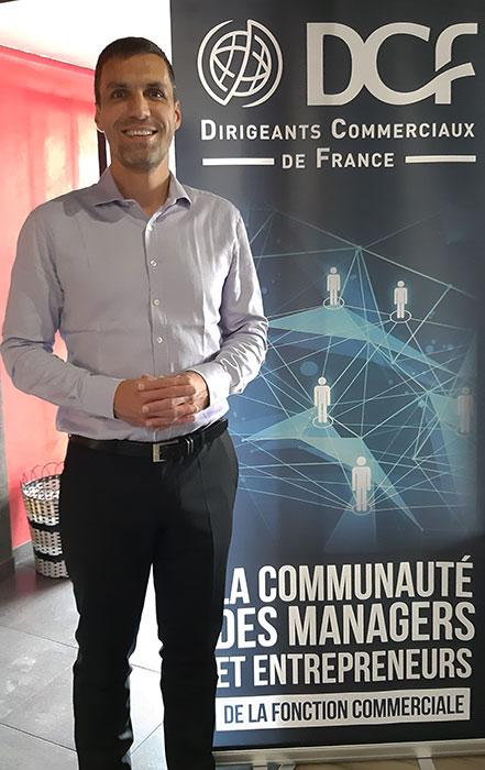 Franck Viscuso, expert en intelligence relationnelle