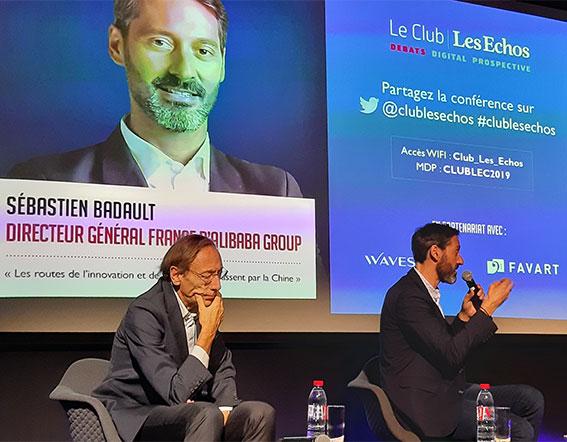 Sébastien Badault (Alibaba France)