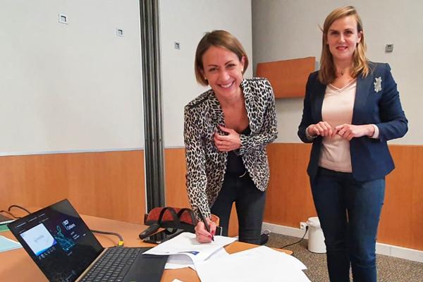 Partenariat DCF Orléans / EXCELIA Campus Orléans